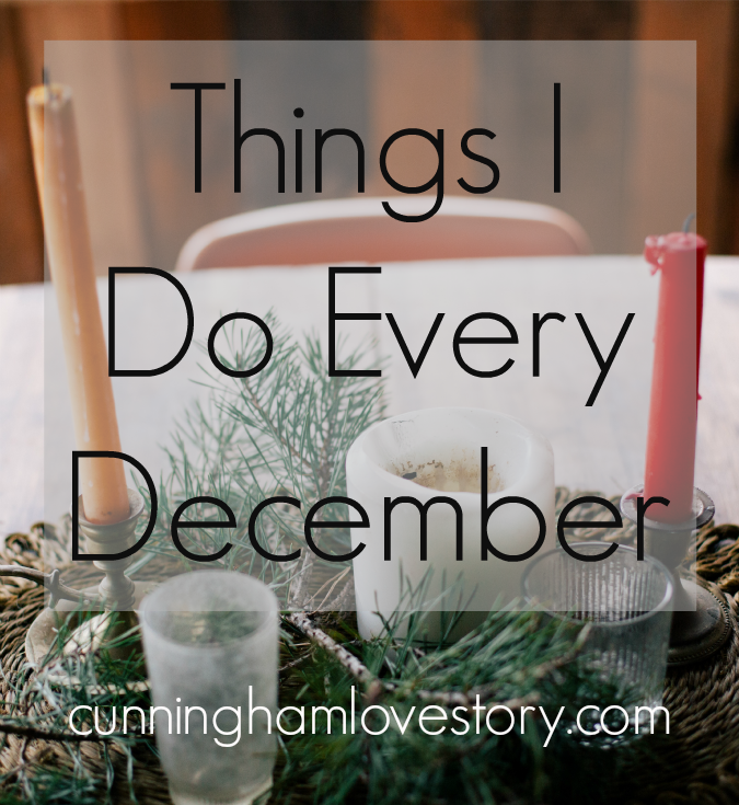 Things_I_Do_Every_December