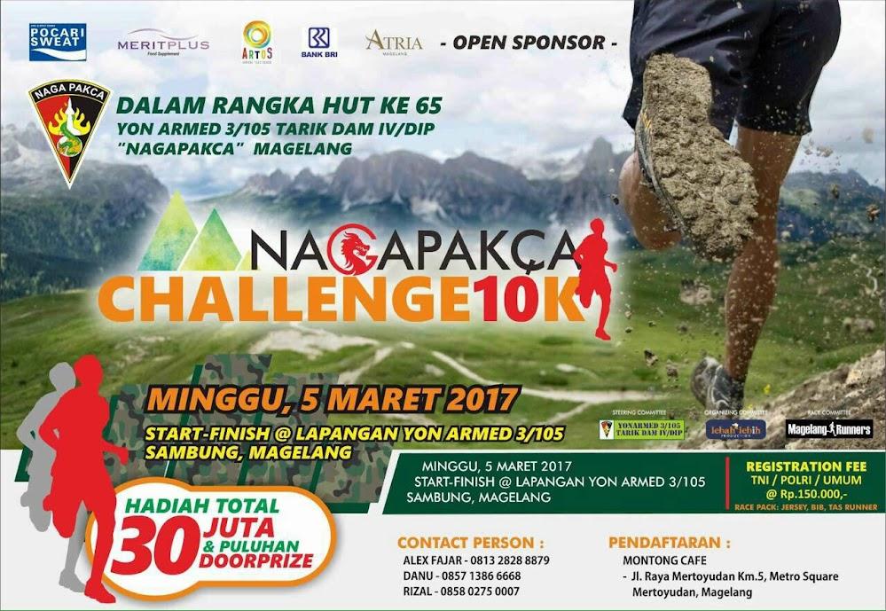 Nagapakca Challenge 10K • 2017