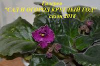 Gardening 2018