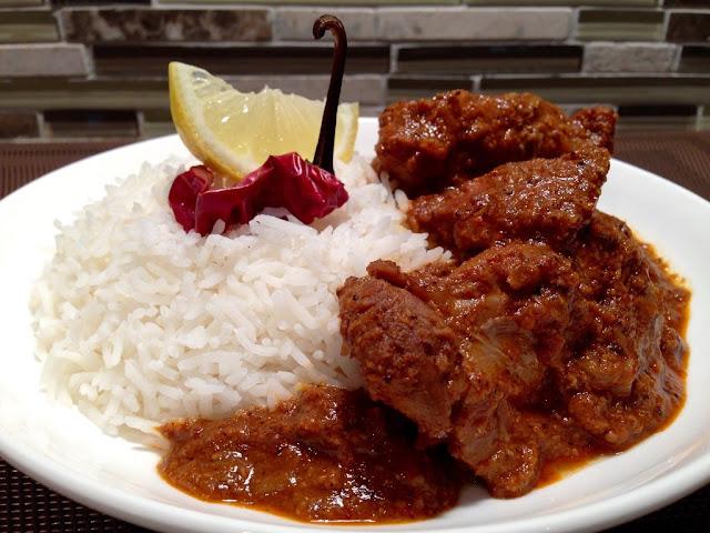 Goan Chicken Xacuti
