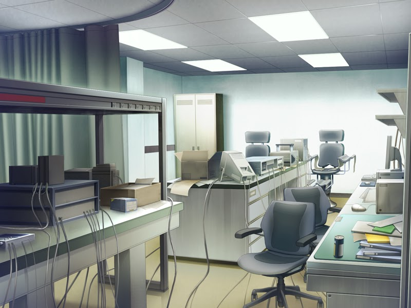 Office (Anime Background)