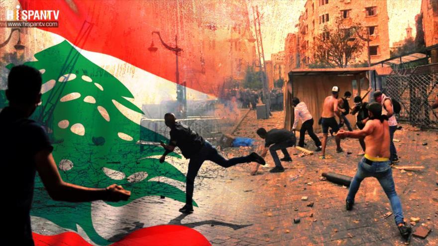 Dimite el Gabinete del Líbano en medio de protestas tras la tragedia en Beirut