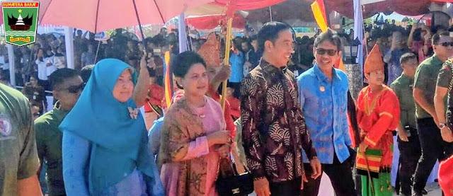 Viral, Tulisan Gubernur Sumbar Puji Gaya Blusukan Presiden Jokowi