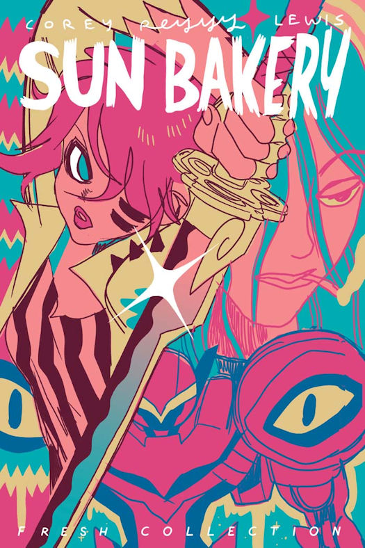 The qwillery sun bakery out in paperback in august sun bakery fresh collection diamond code jun170708 isbn 9781534304352 hits comic book stores wednesday august 30th and bookstores tuesday fandeluxe Image collections