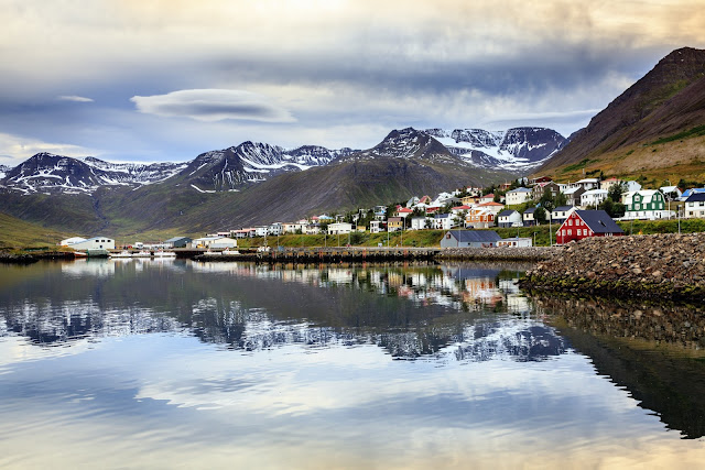 Siglufjörður - A charming village in Northern Iceland