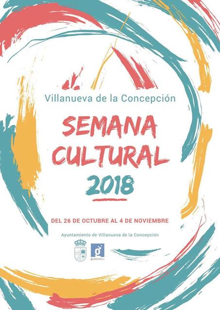 Semana Cultural de Villanueva de la Concepción