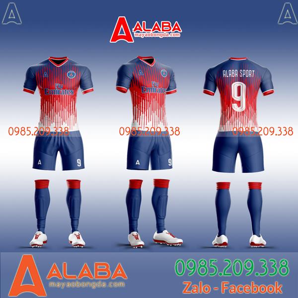 Áo PSG 2019 đỏ tự thiết kế đẹp