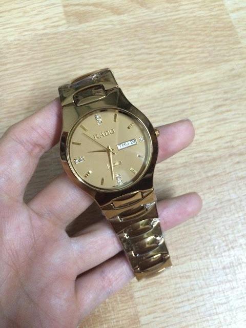 Đồng hồ Rado dây đá ceramic RD