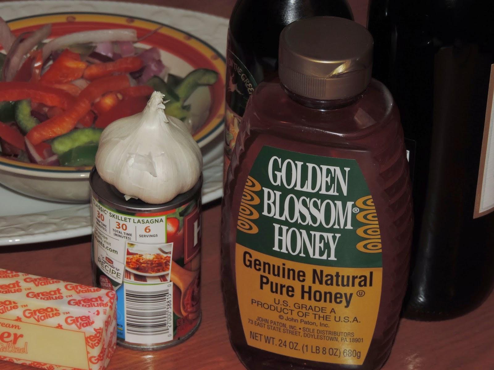 Mail4Rosey Golden Blossom Honey Great Honey Recipes