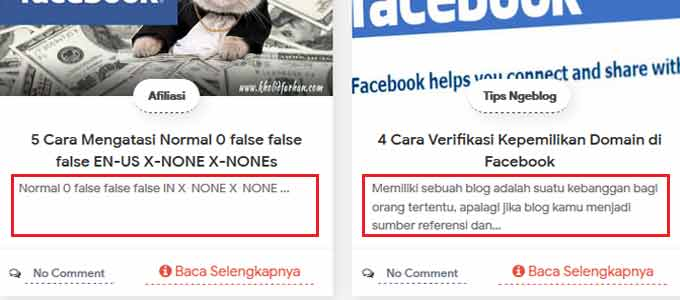 5 Cara Mengatasi Normal 0 false false false EN-US X-NONE X-NONE Pada Blogger