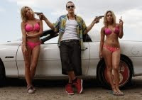 Spring breakers film directed by Harmony Korine.