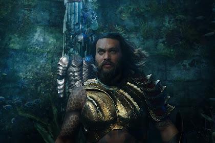 5 Kejanggalan Film Aquaman bikin Kritikus Heran