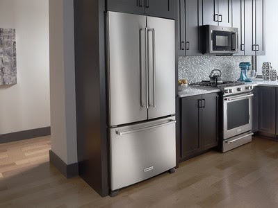 cabinet depth french door refrigerator products