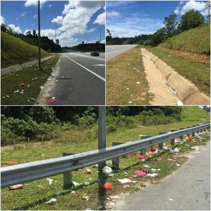 Kesedaran Sivik Rakyat Malaysia Masih Kurang