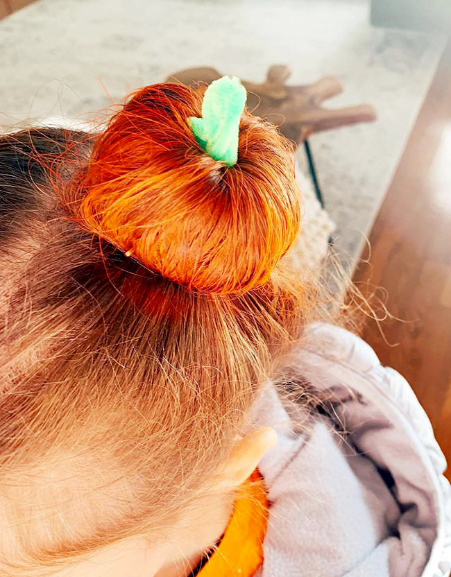 10 Fun Halloween Themed Hair Ideas