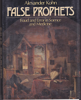 Book cover FALSE PROPHETS by Alexander Kohn