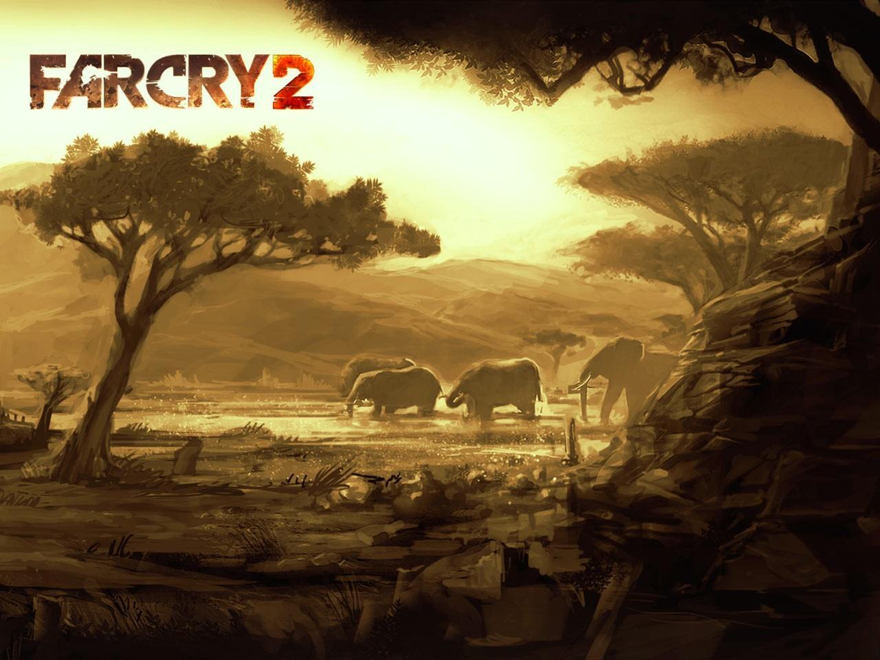 Video Games: Far Cry 2