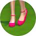 ankle strap flat shoes_발목 스트랩 플랫 슈즈_여자 신발