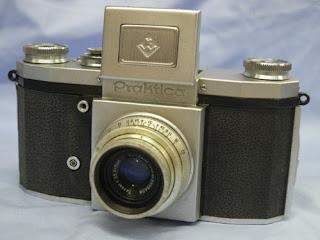 Kamera SLR 1949