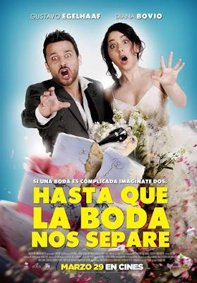 Hasta Que La Boda Nos Separe 2018 Custom HD Latino