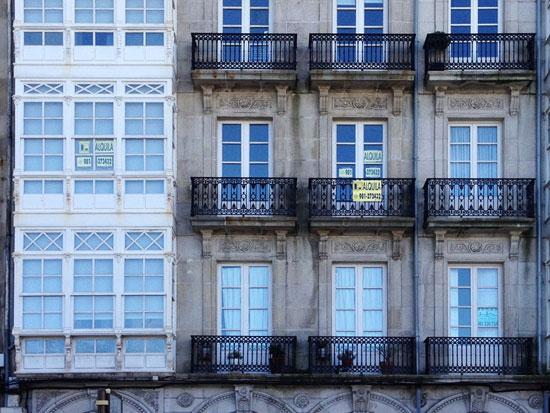 cercare un appartamento in affitto alla Coruña