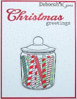 Christmas Greetings - photo by Deborah Frings - Deborah's Gems