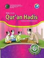 Buku Guru K-13 PAI dan Bahasa Arab 6 MI Quran Hadits