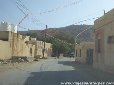 Viaje a Omán, 4º parte. La costa al sur de Mascate