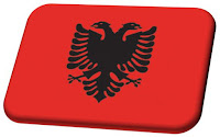 interactive tourist map Albania