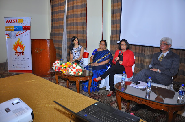 "AGNI Leadership Business Summit for Women Entrepreneurs"" in Bengaluru"