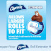 Free Charmin Toilet Paper Roll Extender Spindle