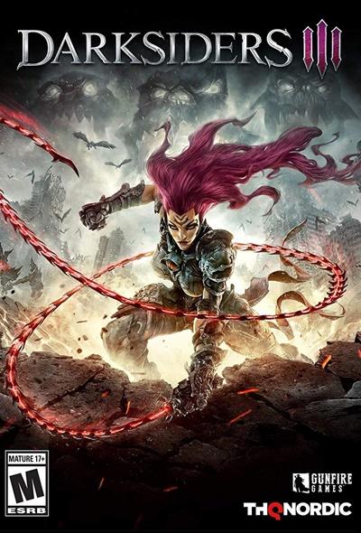 โหลดเกมส์ Darksiders III