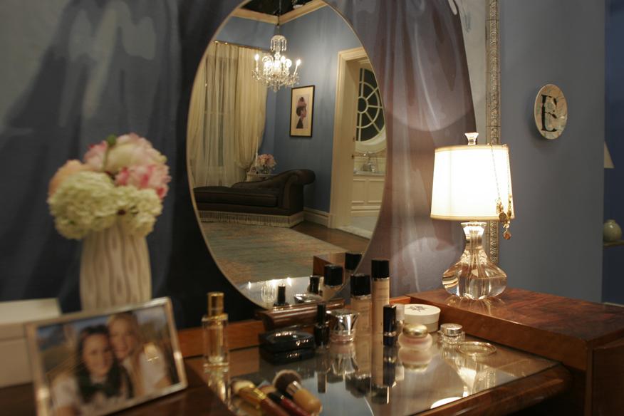 Quarto Da Blair Waldorf Morando Sozinha