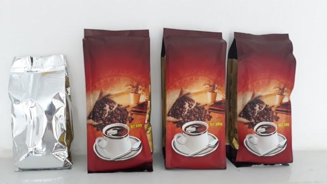 Cà phê đóng gói