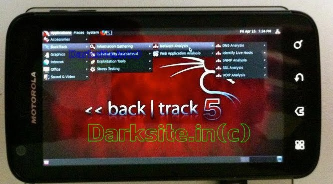 How to Install Backtrack 5 On Motorola Xoom 2 (Rooted Device