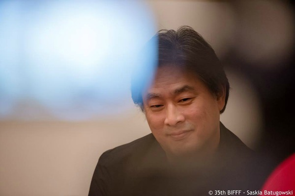 interview park chan wook