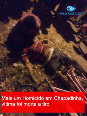 Homem é assassinado com um tiro na cabeça em Chapadinha