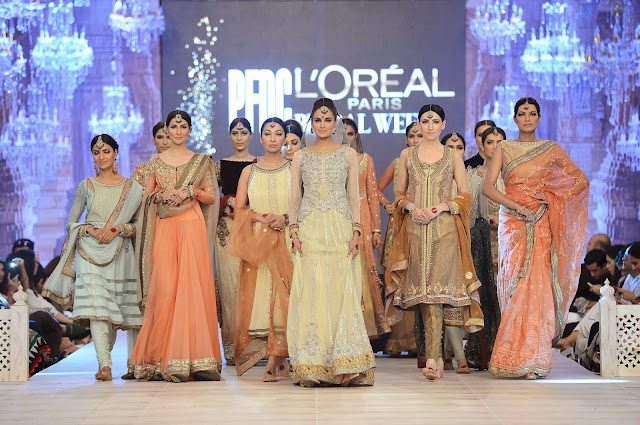 mehreen syed asifa & nabeel bridal collection