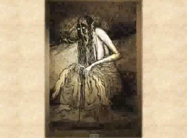 Bersatulah - 10 Hantu Paling Menyeramkan di Dunia (Banshee)