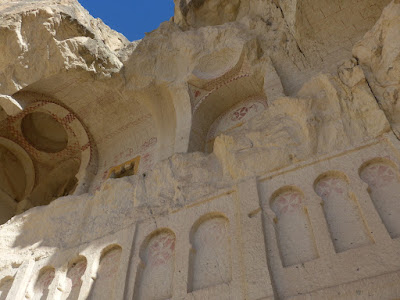 Fairy chimneys and fairy chimney churches