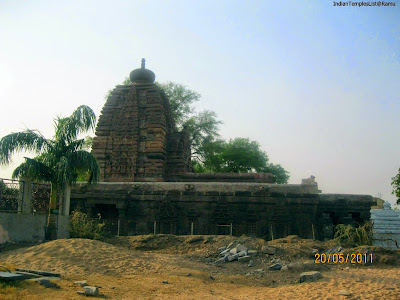 Sri Jogulamba Devi Temple at Alampur - Kurnool City