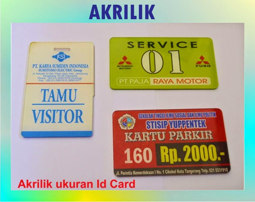 Contoh Id Card Mahasiswa Baru - Contoh O