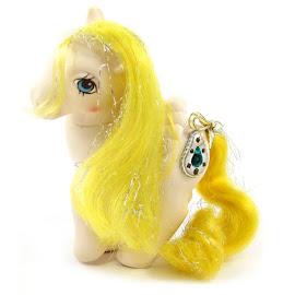 MLP Prinzessin Perle Year Six German Princess Ponies G1 Pony
