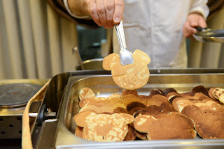 Receita waffle