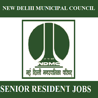 New Delhi Municipal Council, NDMC, Senior Resident, Graduation, Delhi, freejobalert, Sarkari Naukri, Latest Jobs, ndmc logo
