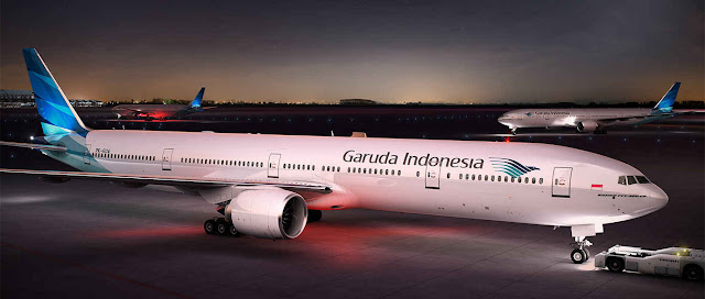 Proud to Garuda Indonesia