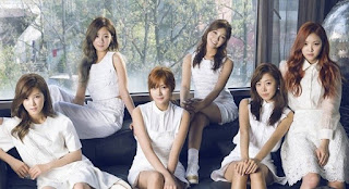 Lyric : Apink - Five