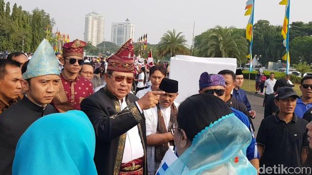 Penjelasan Sekjen Demokrat Soal SBY Walk Out dari Kampanye Damai Pemilu 2019