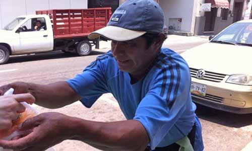 El coquero dulce de Veracruz