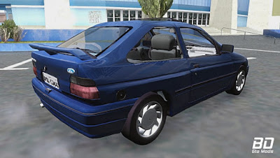 Download mod carro Ford Escort MK5 para GTA San Andreas , GTA SA , Jogo PC